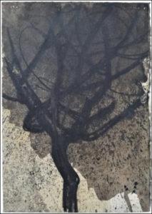 John Olsen, tegning, 37 x 26 cm.7.500 kr.
