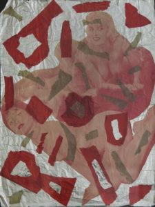 Røde med klatter, 1961
