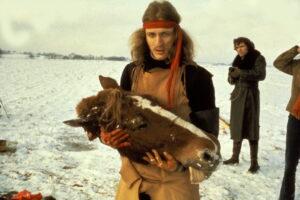 Bjørn Nørgaard, Hesteslagtning, 1970